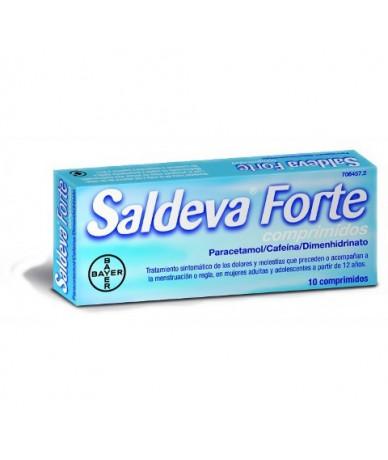 SALDEVA FORTE COMPRIMIDOS ,...