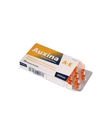 AUXINA A+E CAPSULAS BLANDAS...