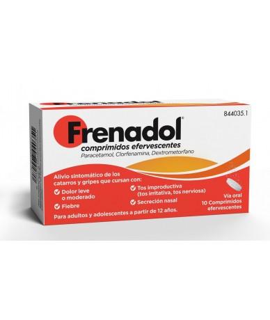 FRENADOL COMPRIMIDOS...