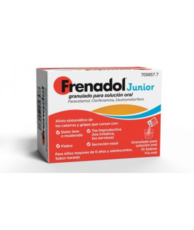 FRENADOL JUNIOR GRANULADO...