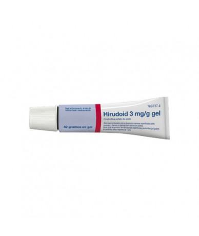HIRUDOID 3 MG/G GEL , 1...
