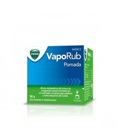 VAPORUB POMADA, 1 FRASCO DE...