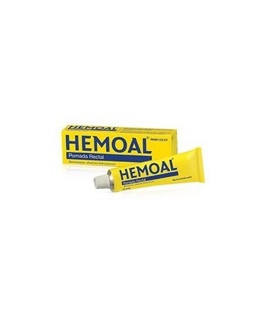 HEMOAL POMADA RECTAL, 1...