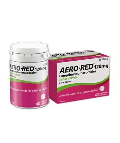 AERO RED 120 MG COMPRIMIDOS...