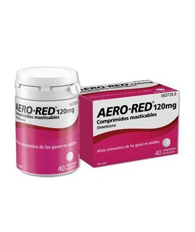 AERO-RED 120 MG COMPRIMIDOS...