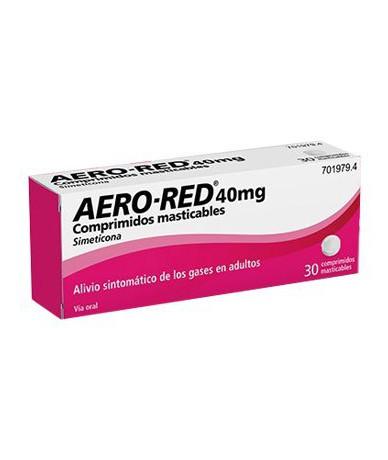 AERO RED 40 MG COMPRIMIDOS...
