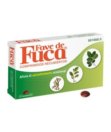 FAVE DE FUCA COMPRIMIDOS...