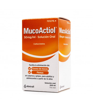 MUCOACTIOL 50 MG/ML...