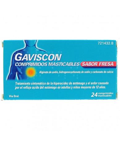 GAVISCON COMPRIMIDOS...