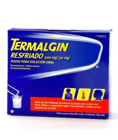 TERMALGIN RESFRIADO 500...