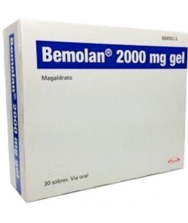 BEMOLAN 2000 MG GEL ORAL ,...