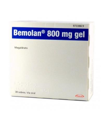 BEMOLAN 800 MG GEL ORAL ,...