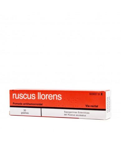 RUSCUS LLORENS POMADA...