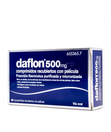 DAFLON 500 MG COMPRIMIDOS...