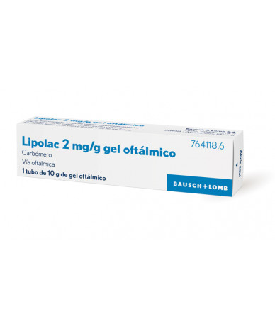 LIPOLASIC 2 MG/G GEL...