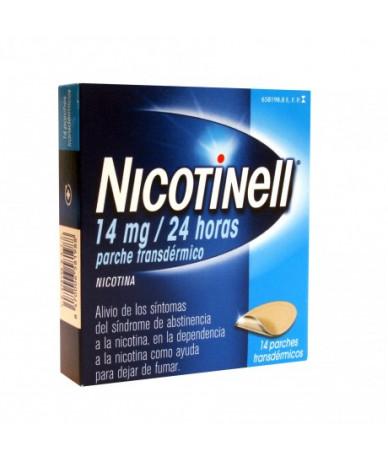 NICOTINELL 14 MG/24 HORAS...
