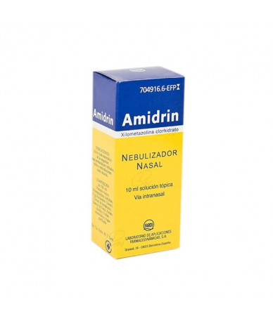 AMIDRIN 1 MG/ML SOLUCION...