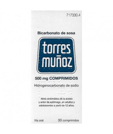 BICARBONATO DE SOSA TORRES...