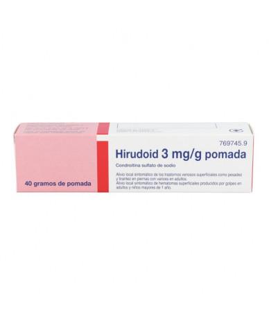 HIRUDOID 3 MG/G POMADA , 1...
