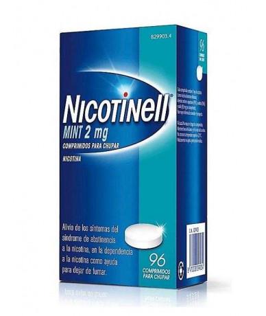 NICOTINELL MINT 2 MG...