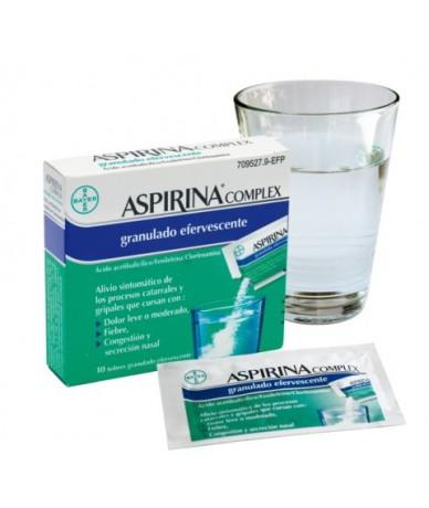 ASPIRINA COMPLEX GRANULADO...